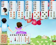 Golf solitaire first love paszi�nsz j�t�kok