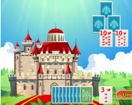 Magic castle solitaire j�t�k