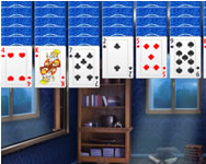 Magic Room Solitaire paszi�nsz j�t�kok