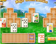 Magic towers solitaire paszi�nsz j�t�kok ingyen