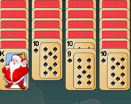 Spider solitaire christmas edition j�t�k